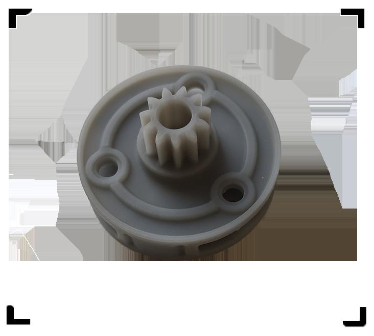HP Multi Jet Fusion - Button